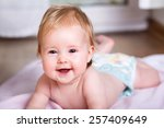 Adorable Happy Smiling Baby
