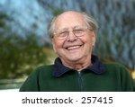 Old Man Laughing