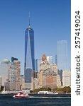 new york city  usa   september... | Shutterstock . vector #257419024