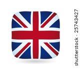 english flag | Shutterstock . vector #25743427