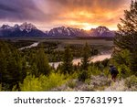 Grand Teton National Park At...