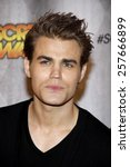 paul wesley at the spike tv's ... | Shutterstock . vector #257666899