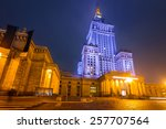 Palace Of Culture And Science...