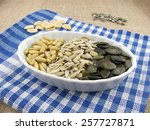 Three Kinds Of Seeds Mix From...