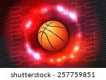 a vector illustration of a...   Shutterstock .eps vector #257759851