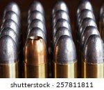 Row Of Bullet