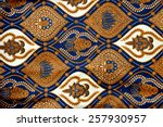 Detailed Patterns Of Indonesia...