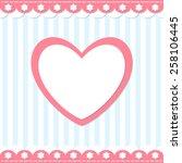 photo frame. scrapbook elements. | Shutterstock . vector #258106445