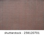 textured  colored  pattern of... | Shutterstock . vector #258120701
