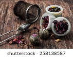 Tea Strainer And Different...