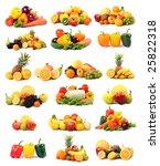 splendid vegetable and fruit...