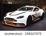 2015 Aston Martin Vantage Gt3...