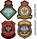 Classic Heraldic Royal Emblem...