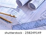 Architectural Plans Of A...
