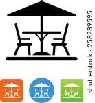 Patio Furniture Symbol For...