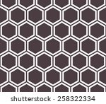Honeycomb Seamless Pattern....