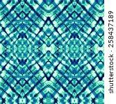 seamless tie dye pattern....   Shutterstock . vector #258437189