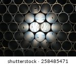 pipe inside | Shutterstock . vector #258485471