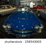 Постер, плакат: Sports car Maserati Sebring