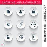 online shopping  e commerce...