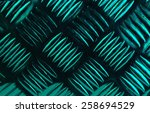 checker plate style surface... | Shutterstock . vector #258694529
