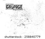 grunge urban background.texture ... | Shutterstock .eps vector #258840779