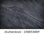 black slate background or...   Shutterstock . vector #258853889