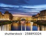 Ponte Vecchio Bridge In...