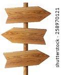 Beautiful Rustic Wood Arrow...