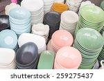 bowl for sell   Shutterstock . vector #259275437