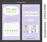 lovable one page website design ...