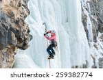 Mountaineer Ascends The...