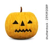 pumpkin head | Shutterstock . vector #259392089