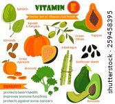 Vitamins And Minerals Foods...