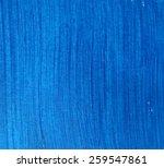 Square Blue  Watercolour Banne...