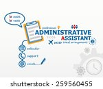 administrative assistant...