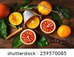 Still Life With Orange Fruit...