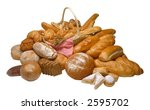 Breads With Clipping Path