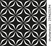 seamless geometric pattern ... | Shutterstock .eps vector #259623194
