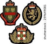 Royal Classic Heraldic Emblem...