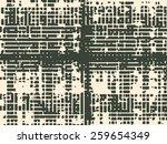 abstract grunge vector... | Shutterstock .eps vector #259654349