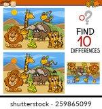 cartoon vector illustration of...   Shutterstock .eps vector #259865099