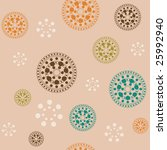 seamless pattern. vector. | Shutterstock .eps vector #25992940