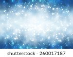 christmas background. the... | Shutterstock . vector #260017187