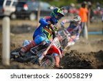 Постер, плакат: Gautier Paulin 21 of Honda