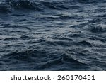 Water Texture Deep Blue Ocean...