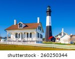 Tybee Island Light House Of...