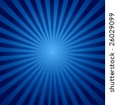 ray background vector | Shutterstock .eps vector #26029099