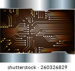 dark brown color light abstract ...