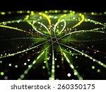 Green Abstract Fractal Fantasy...